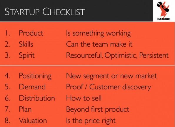 Auf diese Kriterien achten die Investoren Bernhard Joffe und Cyril Ebersweiler bei Hardware-Startups besonders. (Grafik: HXLR8R)
