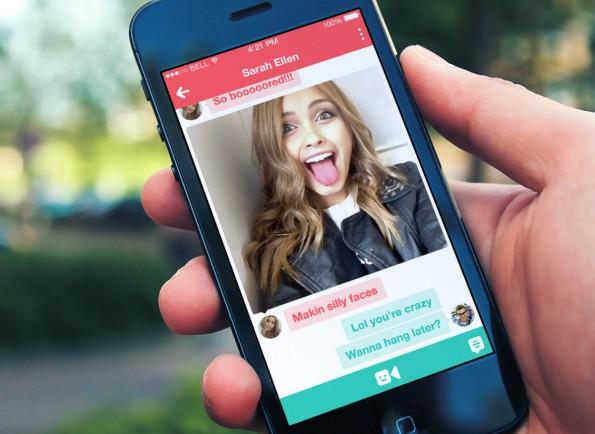 Vine: Twitter spendiert seiner Video-App eine Messenger-Funktion. (Foto: Vine)