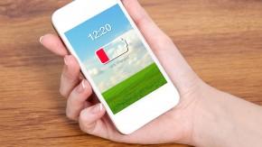 Endlich Schluss mit leeren Smartphones: Das bringt uns die Akku-Zukunft