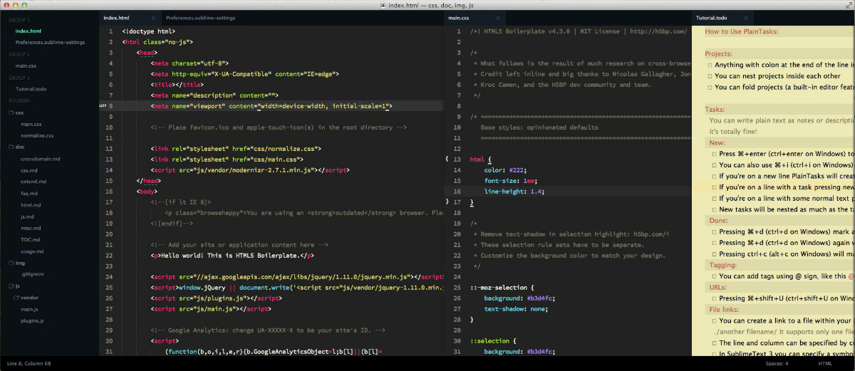 how to run python code in sublime text 3