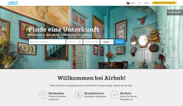 Tech-Skandale sind auch bei Airbnb schon vorgekommen. Etwa, wenn fremde Gäste randalieren. (Screenshot: t3n)