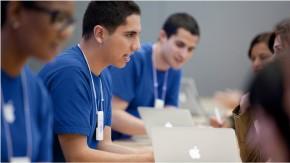 Keine Schlangen mehr: Apple-Verkäufer schicken Kunden in den Online-Store