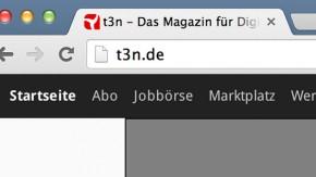 Google beerdigt die URL: Chrome Beta zeigt die aktuelle URL nicht mehr an