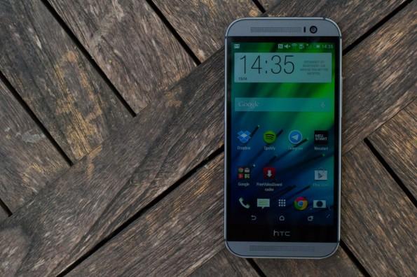 Insgesamt ein sehr gelungenes Smartphone-Flaggschiff mit nur kleinen Mankos: das HTC One M8. (Foto: Johannes Schuba)
