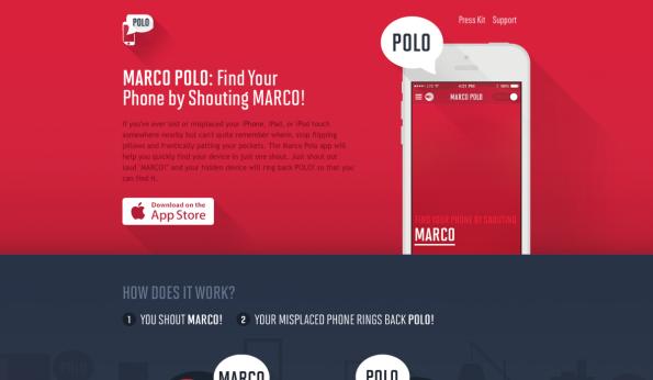 Eine App, die dir hilft, das Smartphone wiederzufinden. (Screenshot: t3n)