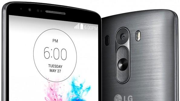 Das LG G3. (Foto: LG)