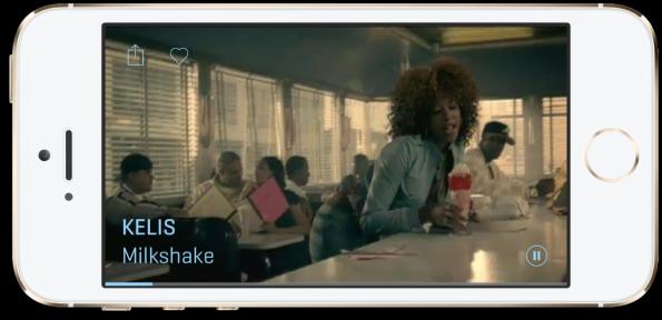Seit einigen Tagen ist der Berliner Musikdienst Tape.tv mit einer iOS-App am Start. Die App löst bei Nutzern Jubelstürme aus. (Foto: Tape.tv)