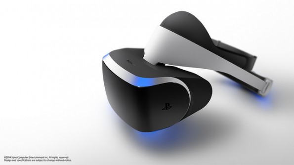 Project Morpheus Sony should already be compatible with the PlayStation 4 and next Oculus Rift belongs to the promising solutions that could make a breakthrough Virtual Reality (Photo: Sony).