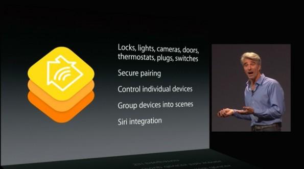 HomeKit ermöglicht die Entwicklung von Smart-Home-Diensten. (Bild: Apple)