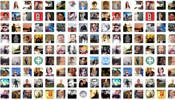 So viele Facebook-Freunde  – doch nicht jeder hat was interessantes zu sagen. (Screenshot: Blueprint)