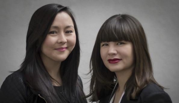 Jess Erickson (l.) und Denise  Philipps. Foto: Geekettes