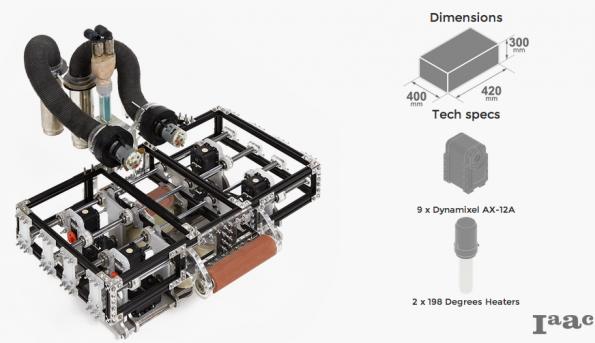 """""""Grip Robot"""". (Bild: Minibuilders)"""