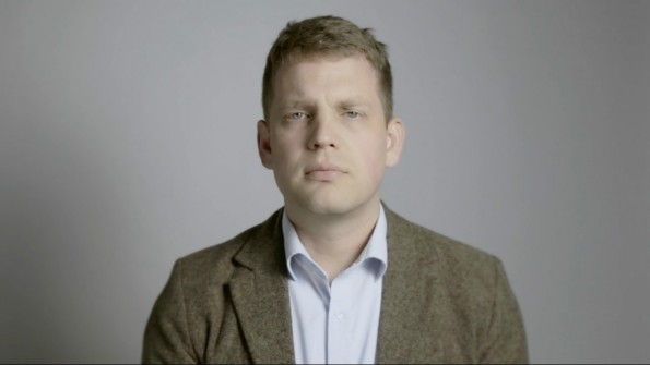 Treibt das Projekt Krautreporter mit dem nötigen Selbstbewusstsein voran: Herausgeber Sebastian Esser. (Screenshot: Krautreporter)
