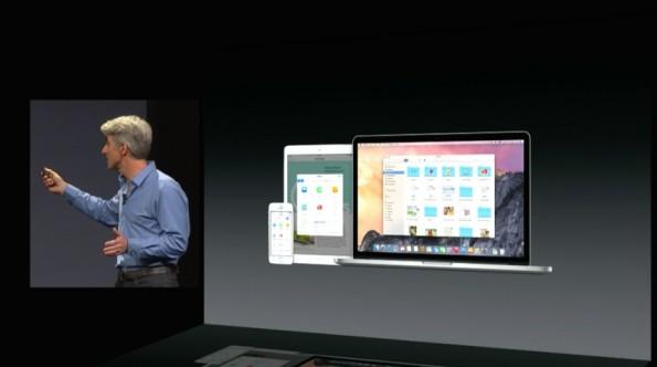 iOS und Mac OS rücken immer näher. (Screenshot: Apple)
