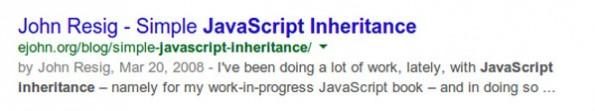Authorship: Google-Suchergebnisse ohne Autorenbild und Google+-Kreise. (Screenshot: Google)