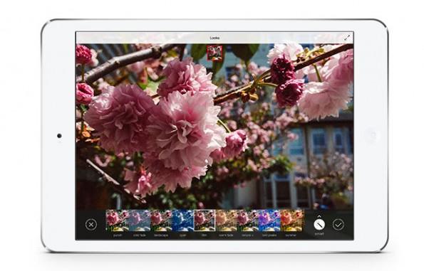 Photoshop Mix ist eine von fünf neuen Adobe-Apps. (Bild: Adobe)