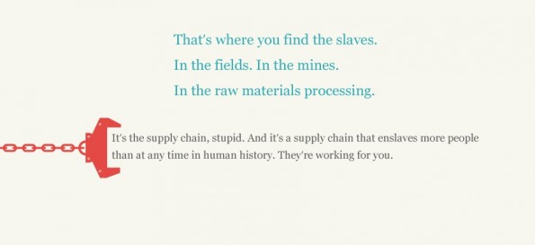 (Screenshot: slaveryfootprint.org)
