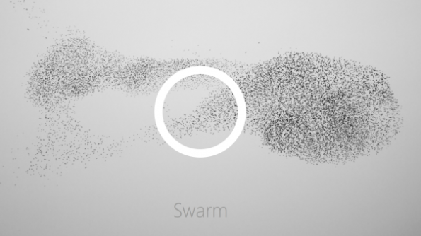 Swarm is a crowdfunding platform with Bitcoin 2.0 technology (Source: Swarm).