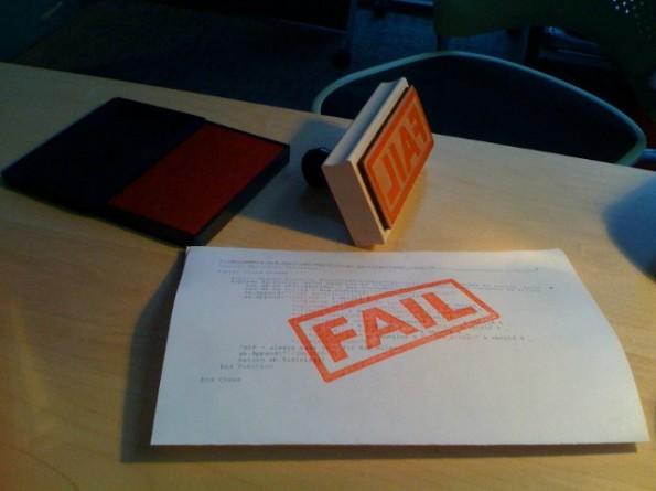 Startups: Scheitern nicht ausgeschlossen. (Foto: Hans Gerwitz  via flickr , Lizenz  CC BY-SA 2.0)