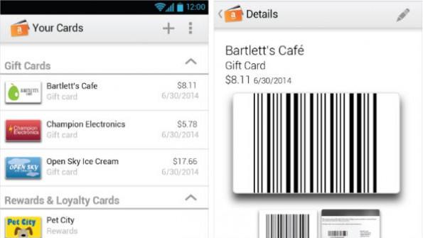 Amazon Wallet dient bisher nur zum Verwalten von Mitgliedskarten. (Bild: Amazon)