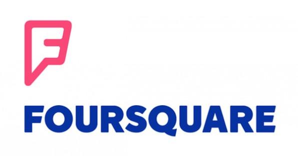 """Das neue Foursquare-Logo soll einen """"Karten-Pin"""" und ein Superhelden-Emblem vereinen. (Quelle: blog.foursquare.com)"""