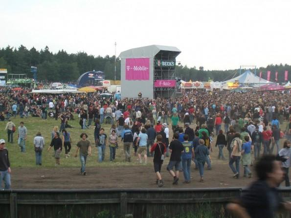 Wenn große Menschenmengen in Bewegung sind, ist gute Planung seitens der Veranstalter gefordert. (Foto: Zeitfixierer  – via flickr , Lizenz  CC BY-SA 2.0)