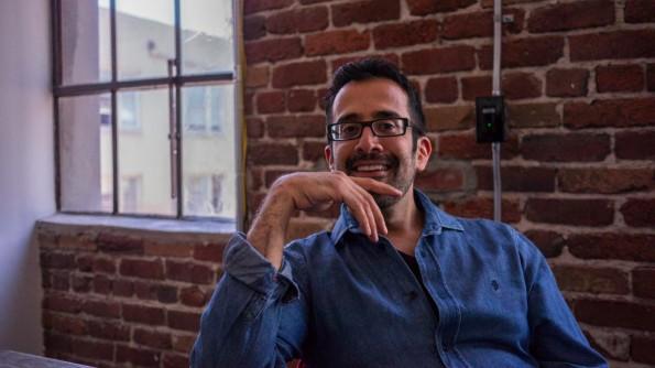 Rahul Sood ist General Manager von Microsoft Ventures. (Foto: Moritz Stückler)