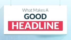 Die perfekte Überschrift: Das steckt in einer packenden Headline [Infografik]