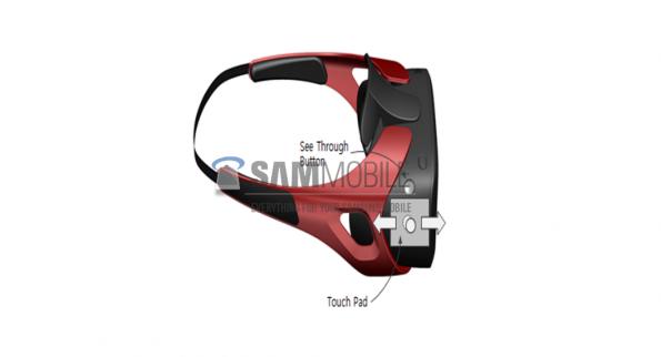 Die Gear VR funktioniert nur durch Anschluss eines Galaxy-Smartphones. (Bild: Sam Mobile)