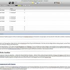 Sehr praktisch ist der Splitview, der horizontal oder vertikal zwei unterschiedliche Dokumente gleichzeitig anzeigen kann – zum Beispiel den zu bearbeitenden Text und die Gliederung.