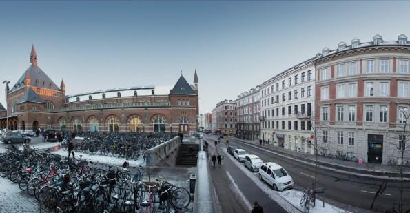 Tolle Lage für ein Coliving-Haus in Kopenhagen. (Foto: Coliving-Haus)