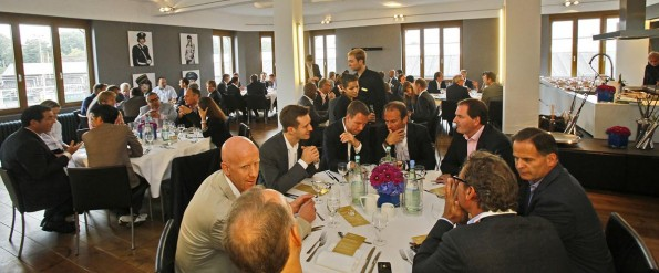 Der Cologne Club auf der dmexco 2015. (Foto: Dmexco)