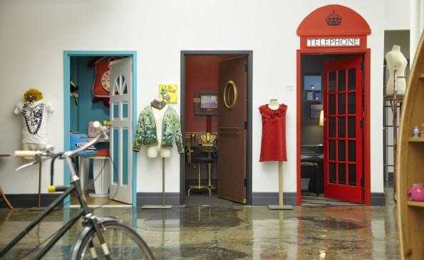 Ein Einblick in die Büros von Etsy. (Foto:  Matiz Architecture & Design)