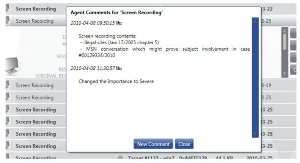 FinFisher: Die Staatstrojaner-Suite soll Regierungen alle Funktionen zur modernen Überwachung bieten. (Screenshot: Netzpolitik.org)