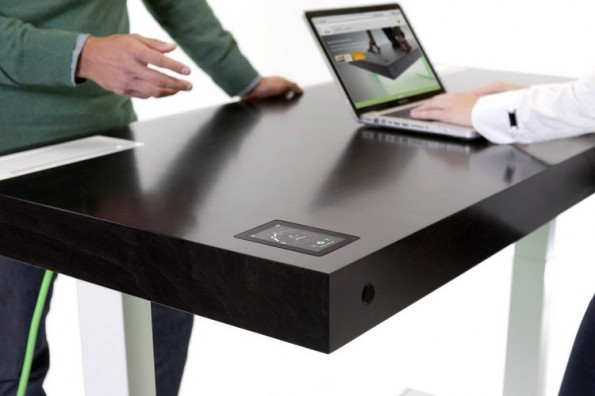 Apple Schreibtisch Bauen