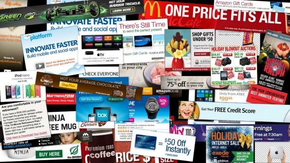 Viele Verbraucher nehmen Online-Marketing hauptsächlich als störende Werbung wahr. (Grafik:  Daniel Oines via flickr, Lizenz   CC BY 2.0)