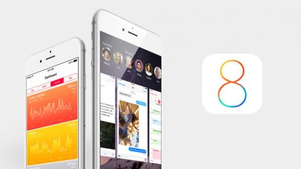iOS 8 und HealthKit sollen natürlich erst auf dem iPhone 6 so richtig zur Geltung kommen. (Quelle: Apple.com)