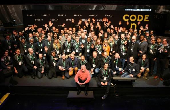 CODE_n15: Für den Startup-Contest auf der CeBIT 2015 werden Geschäftsmodelle rund um das Thema Internet der Dinge gesucht. (Foto: CODE_n)