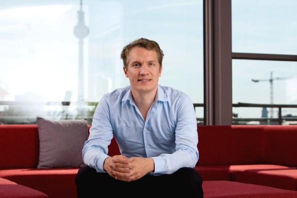 Oliver Samwer ist über den Global Founders Fund an Zalando beteiligt. (Foto: Rocket Internet)