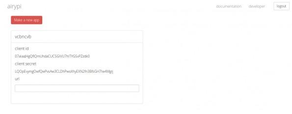 Mit Airypi könnt ihr euren Raspberry Pi leicht über ein Web-Interface steuern. (Screenshot: Airypi)