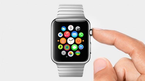 Apple Watch: Die Smartphone von Apple soll auch die Steuerung von Smartwatches revolutionieren. (Foto: Apple)