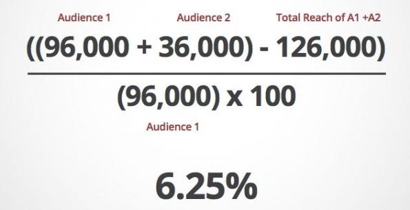 Statt dieser Formel könnt ihr aber auch den verlinkten Audience-Insights-Rechner nutzen. (Grafik: Zazzle)