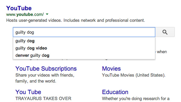 """""""We need to go deeper!"""" – Google integriert Suche in Suchergebnisse"""