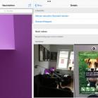 IOS 8 ermöglicht es, alle Anhänge einer Konversation anzusehen oder zu speichern.