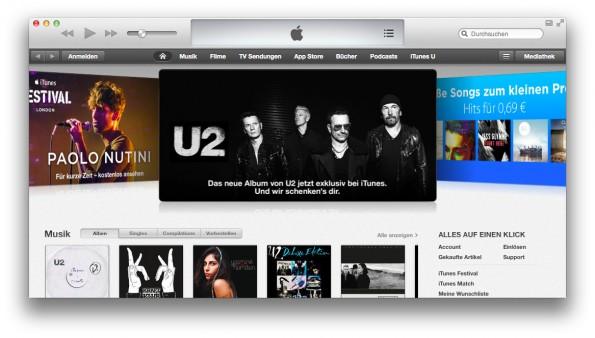 Vor dem Update auf iOS 8 solltet ihr iTunes auf den neusten Stand bringen. (Screenshot: iTunes)