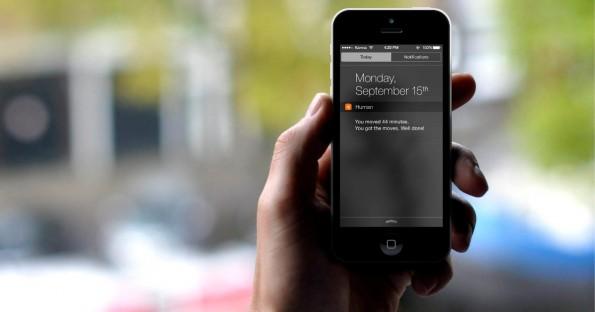 Die Fitness-App Human will für mehr Bewegung in deinem Leben sorgen. (Foto: human.io)