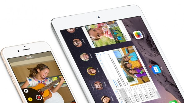 Wer möchte, kann die letzte Vorabversion von iOS 8 schon heute installieren. (Grafik: Apple)