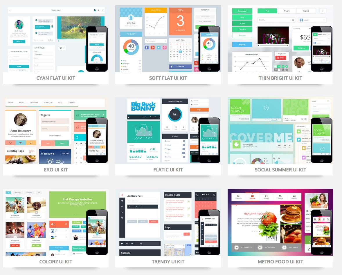 Responsive Webdesign Fr Lau Diese Website Bndelt Mehr Als 500