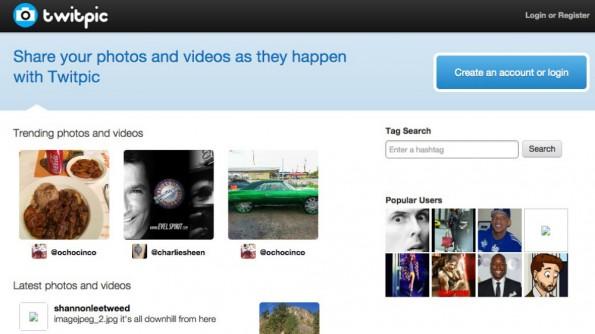 Twitpic hat keine Lust, vor Gericht mit Twitter zu streiten und gibt deshalb seinen Dienst auf. (Bild: Screenshot)