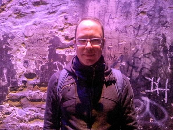 Gründer von netzpolitik.org: Markus Beckedahl. (Foto: Anja Braun)